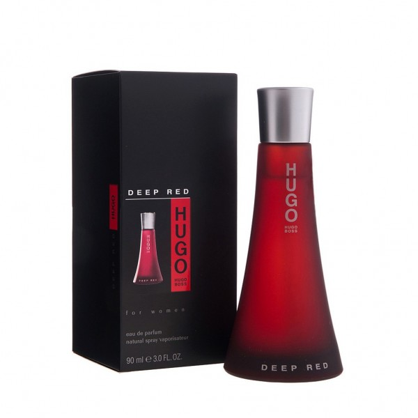 Hugo Boss Deep red