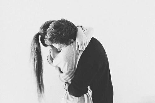 abrazo lindo