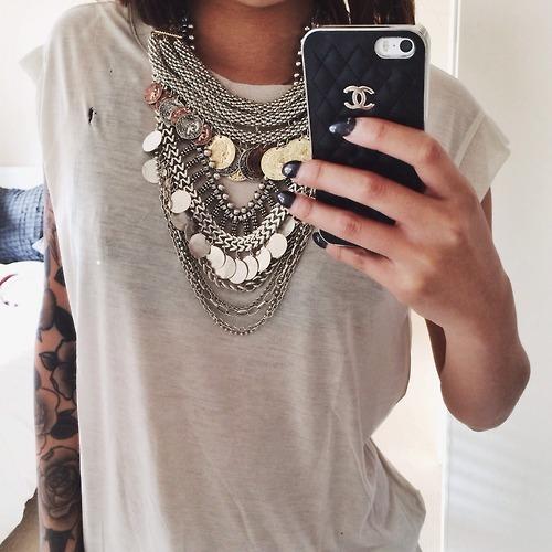 accesorios collar cute