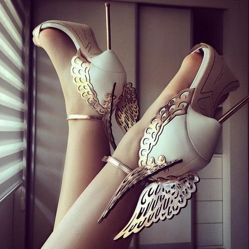 alas zapatos