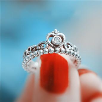 anillo corona