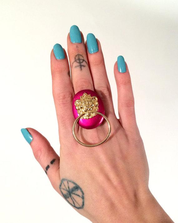 anillo raro
