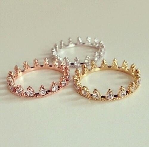 anillos corona