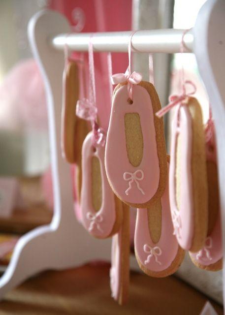 ballerina galletas