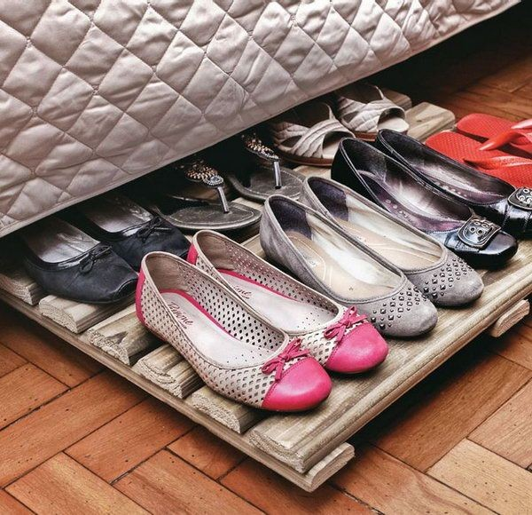 bed shoes