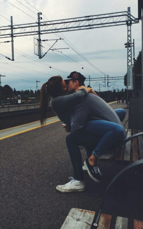 beso hermoso