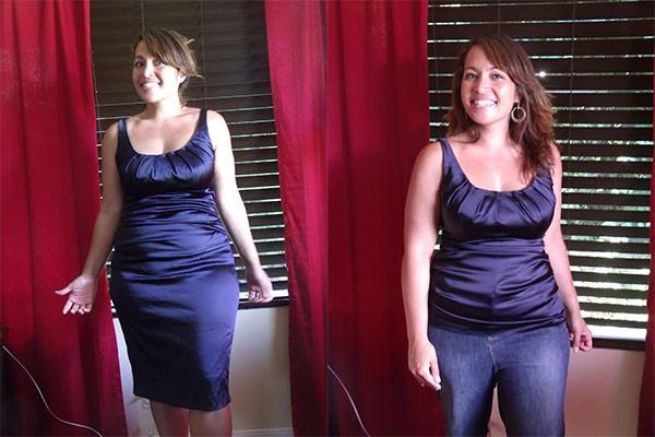blusa-de vestido