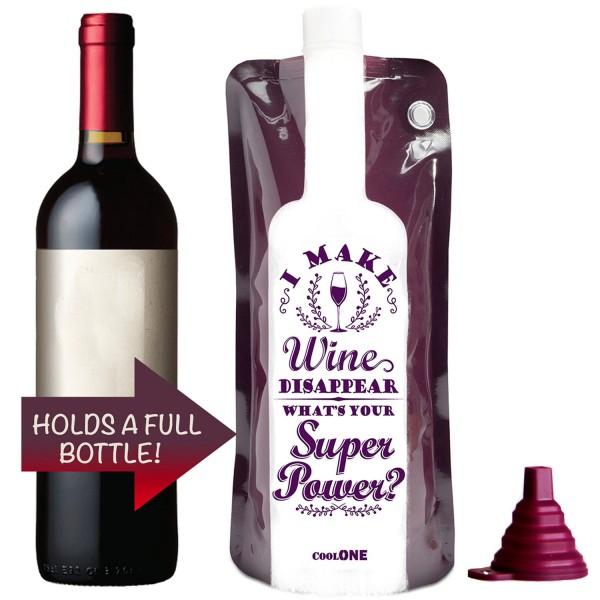 bolsa vino