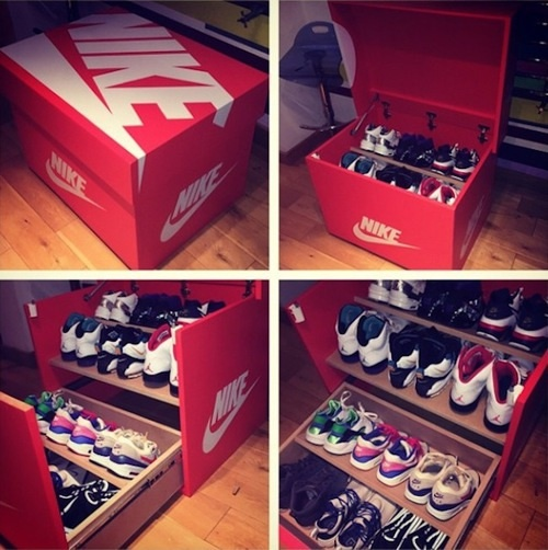caja zapatos