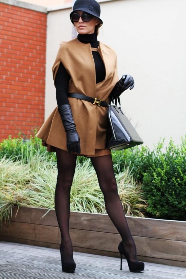 capa vestido