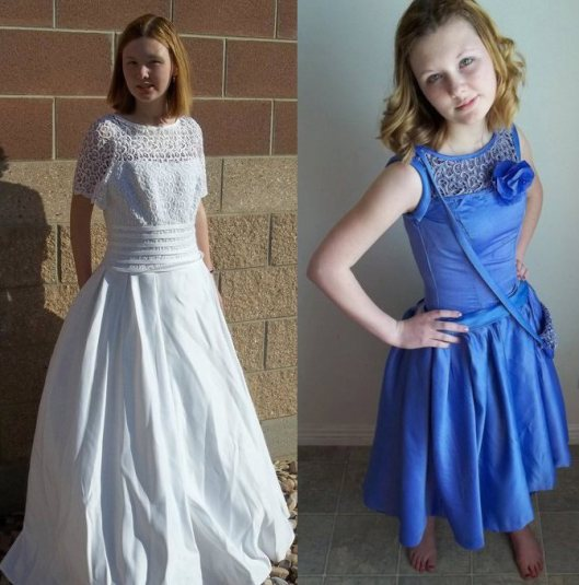 comunion dress