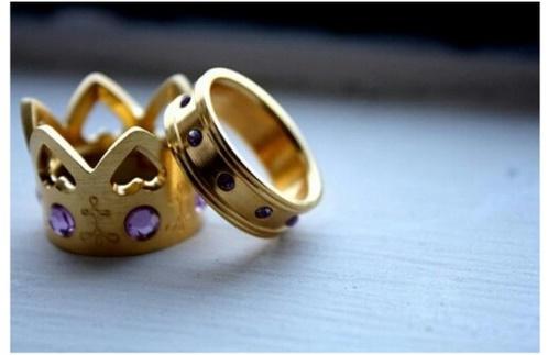 corona anillos