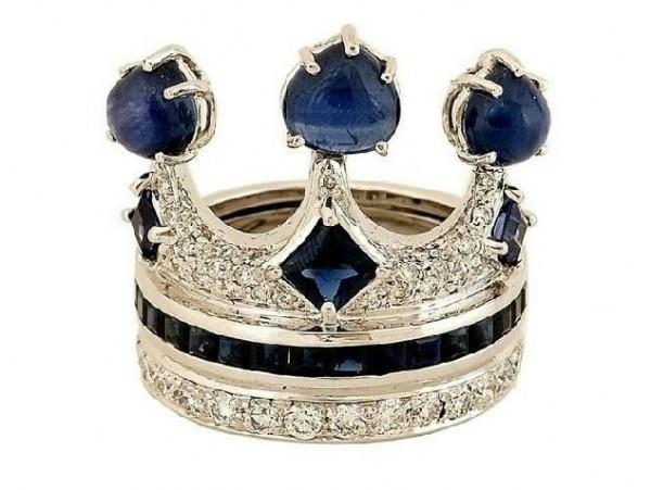 corona azul
