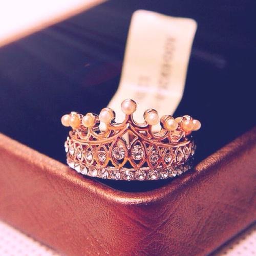corona de anillo