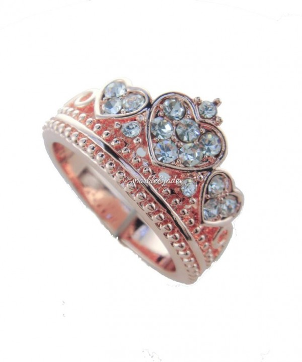 coronas anillos