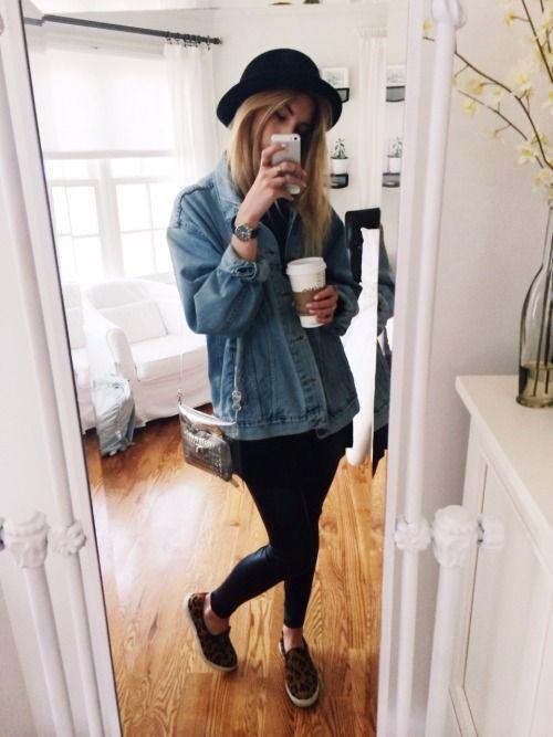 cup selfie