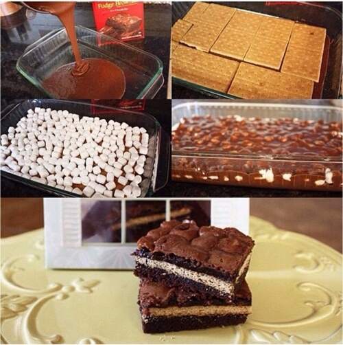 delicia de chocolate