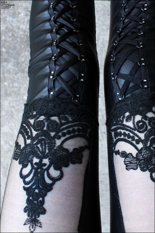detalle legging