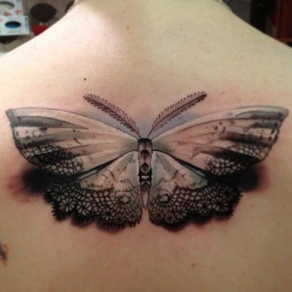 encaje tatoo