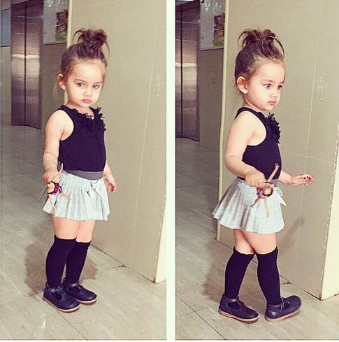 estilo moda para ninos