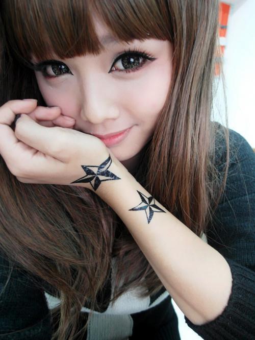 estrellas tattoo