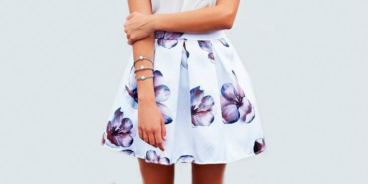 b06a89214 17 Tipos de faldas que necesitas agregar a tu armario