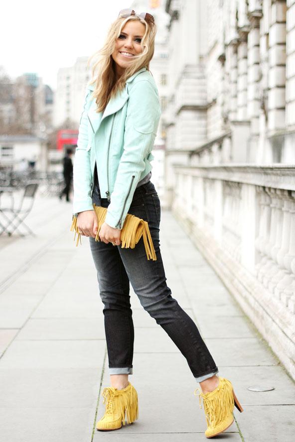 fashion menta