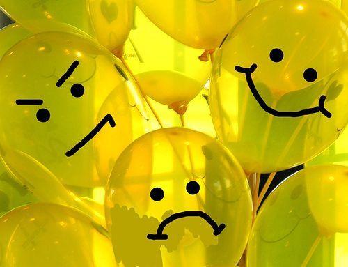 globos caras