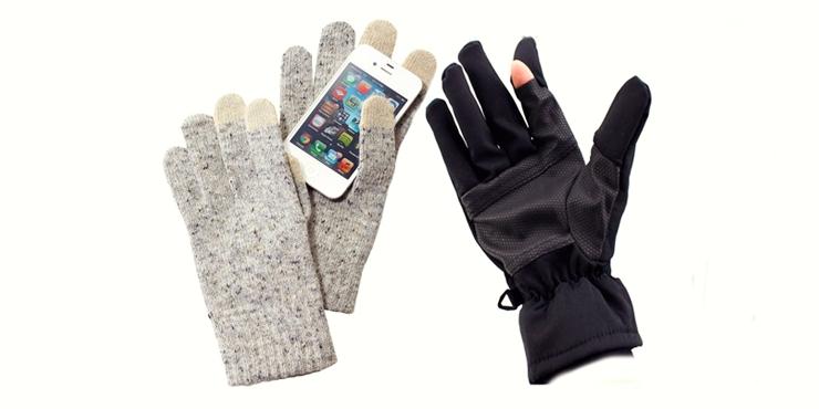 e86b371cdfb Trucos para mantener tus manos calientes sin renunciar al celular
