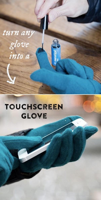 guantes esmalte