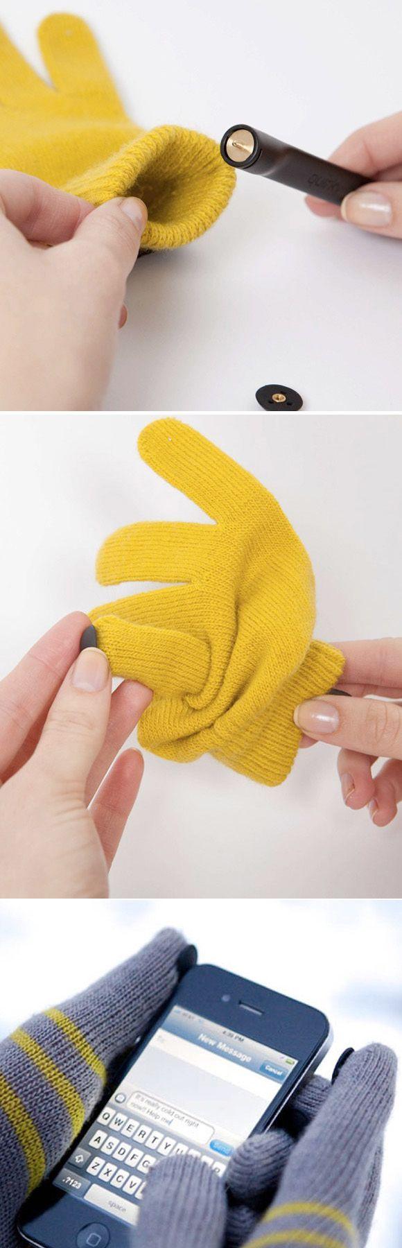 guantes tachuelas