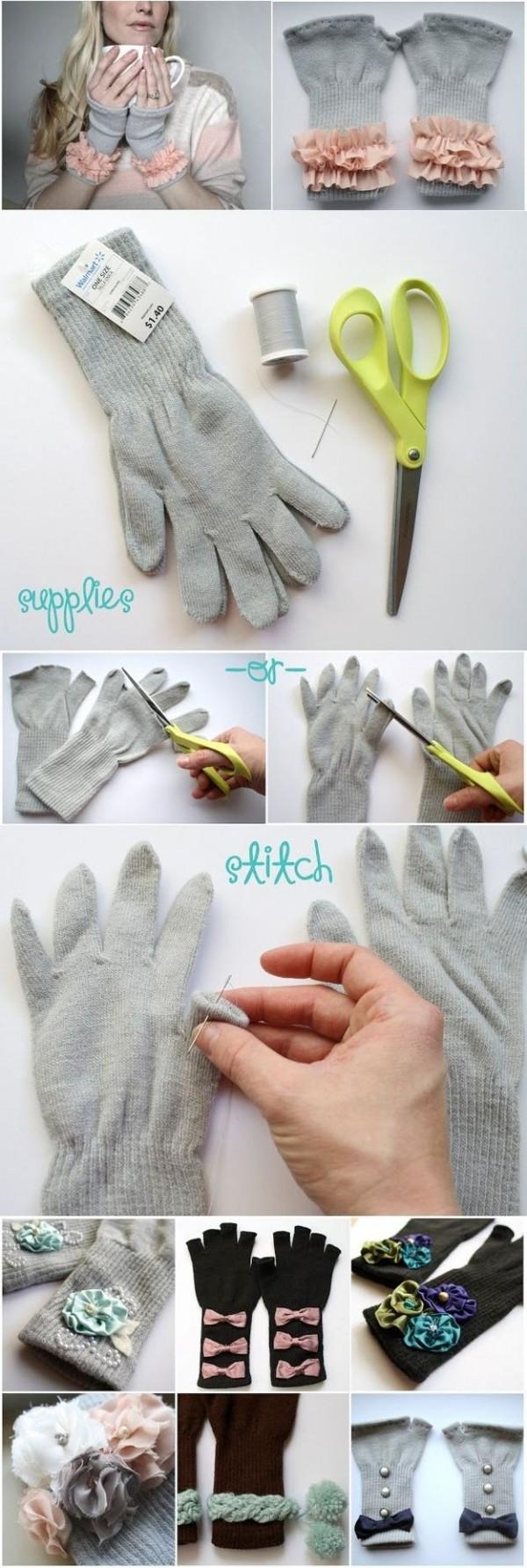 guantes trucos