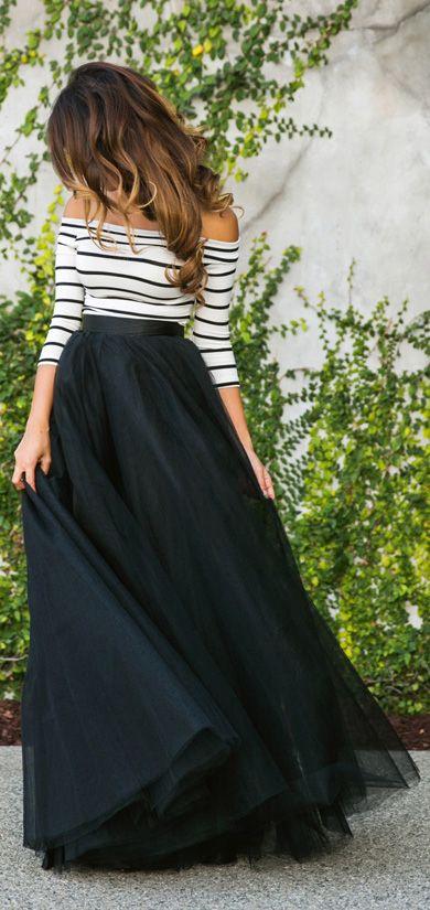 f1a975149 17 Tipos de faldas que necesitas agregar a tu armario