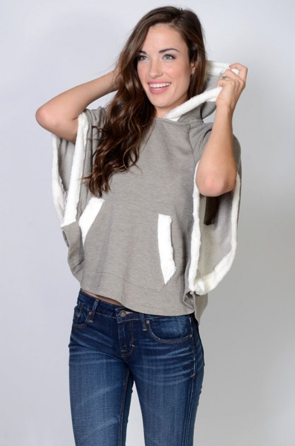 hoodie-poncho
