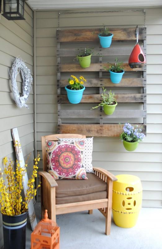 14 ideas para hacer m s acogedor el patio de tu casa for Como decorar el patio de tu casa