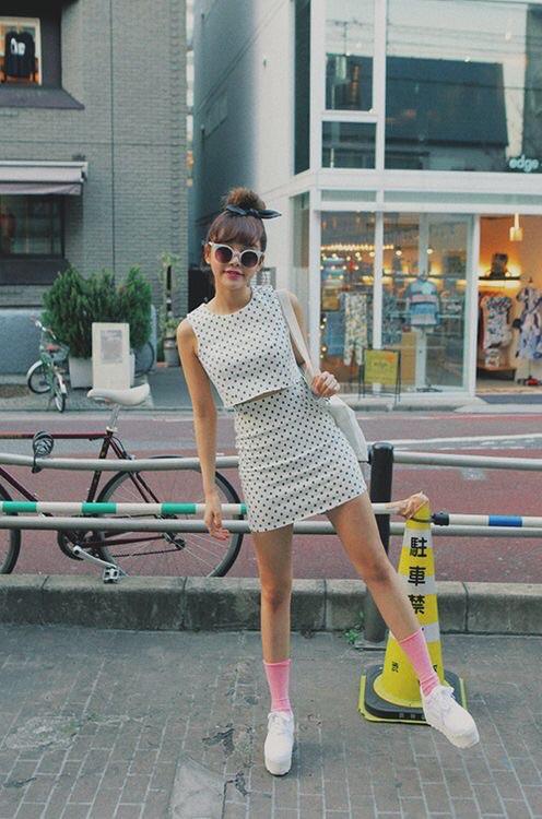 k fashion conjunto