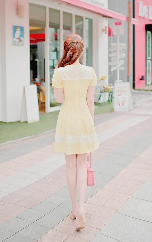 k fashion vestido