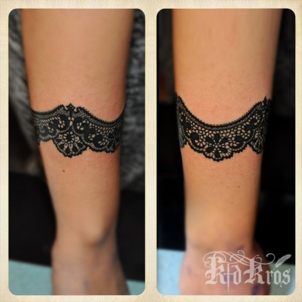 lace tattooo