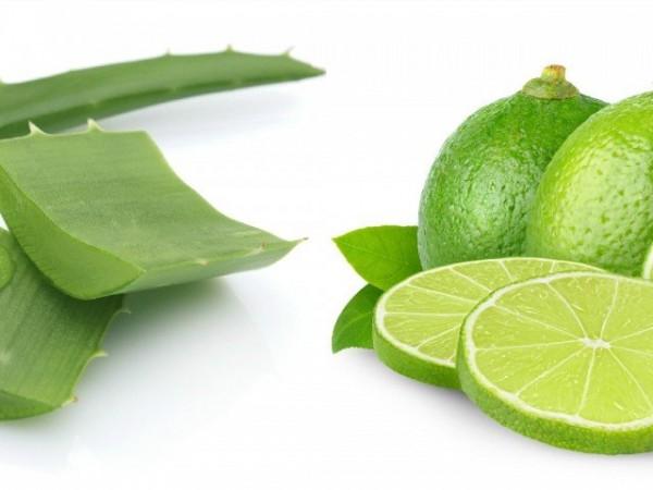 loe vera y limon