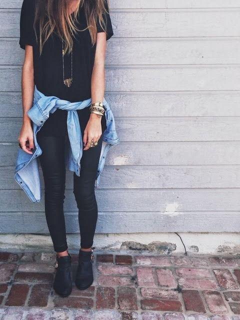 Outfits Para Chicas Que Quieren Dejar Su Look De Teen Atr S