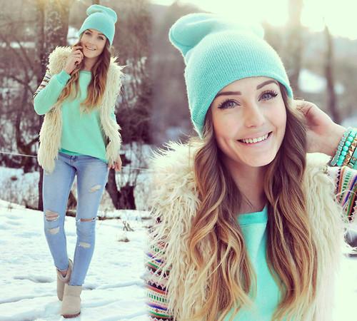 menta looks frio