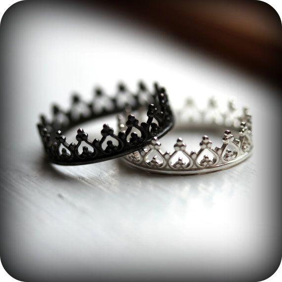 negro anillo