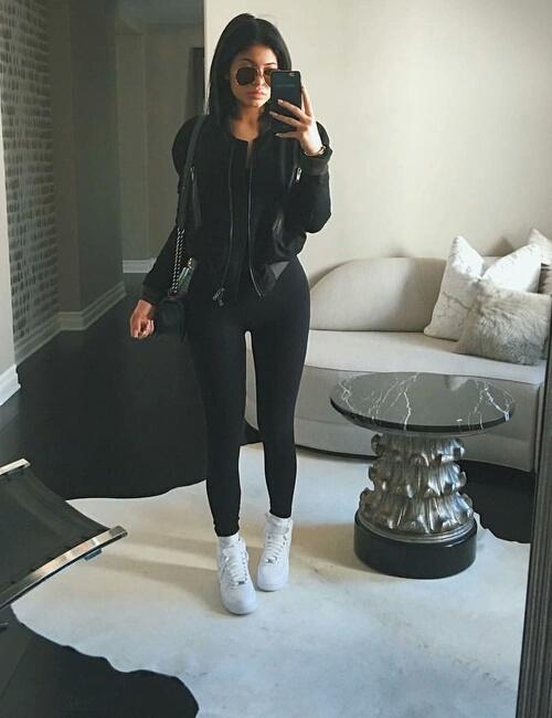 negro tenis
