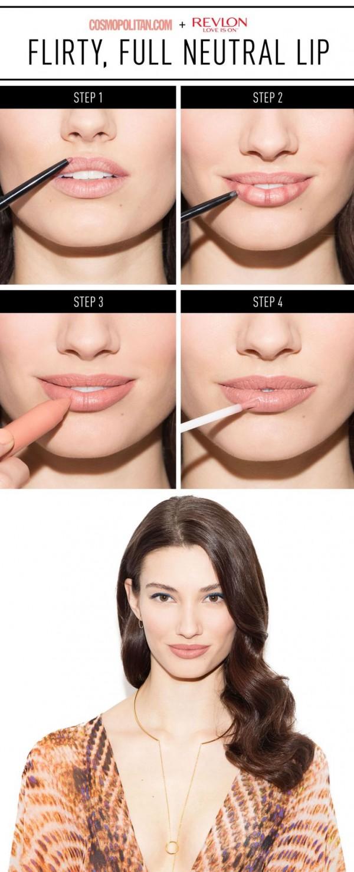 neutral lip