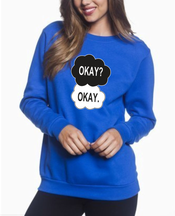 okay hoodie
