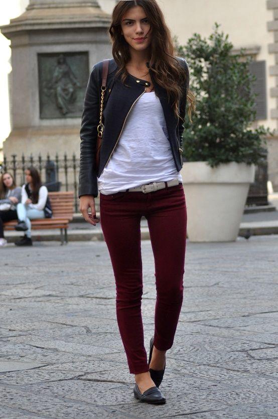 outfits maduros