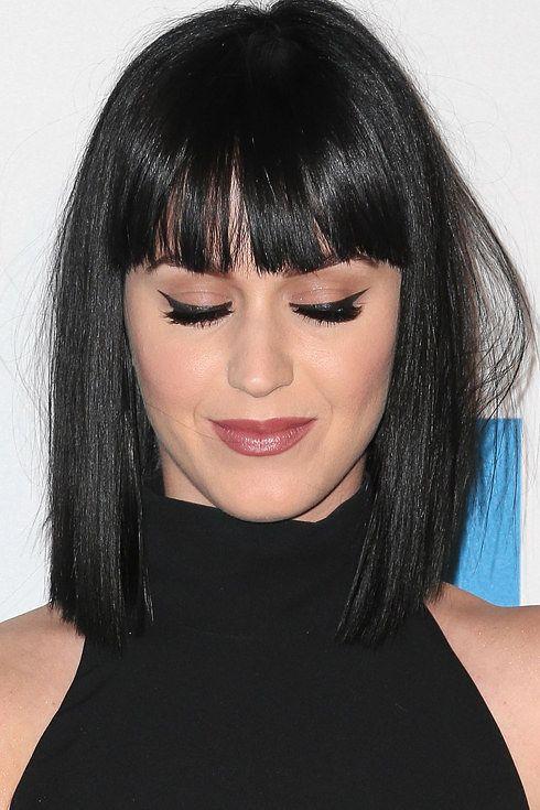 Maquillaje para pelo corto negro