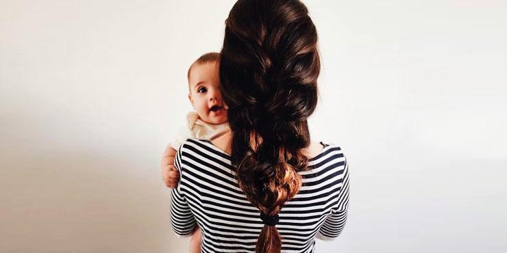 Peinados Extra Rapidos Para Mamas Sin Tiempo