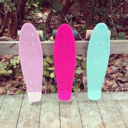 penny board colores