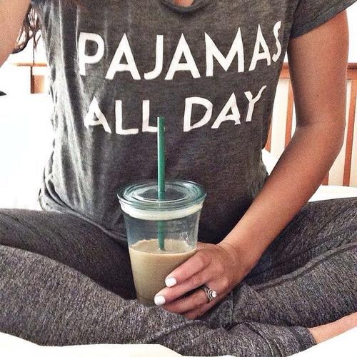 pijama todo el dia